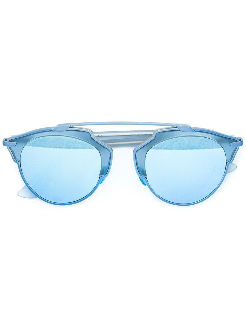 Real Real Lunettes Bleu en Lyst Lyst soleil coloris Dior So de xgRwxOHqvI 7a87b47f28a5