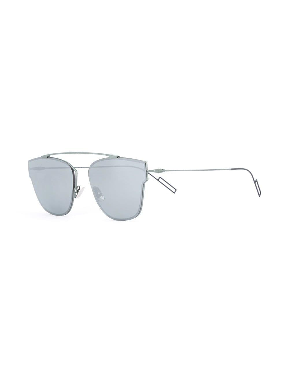 582448e4756d0 Lyst - Dior  dior 0204s  Sunglasses in Green for Men