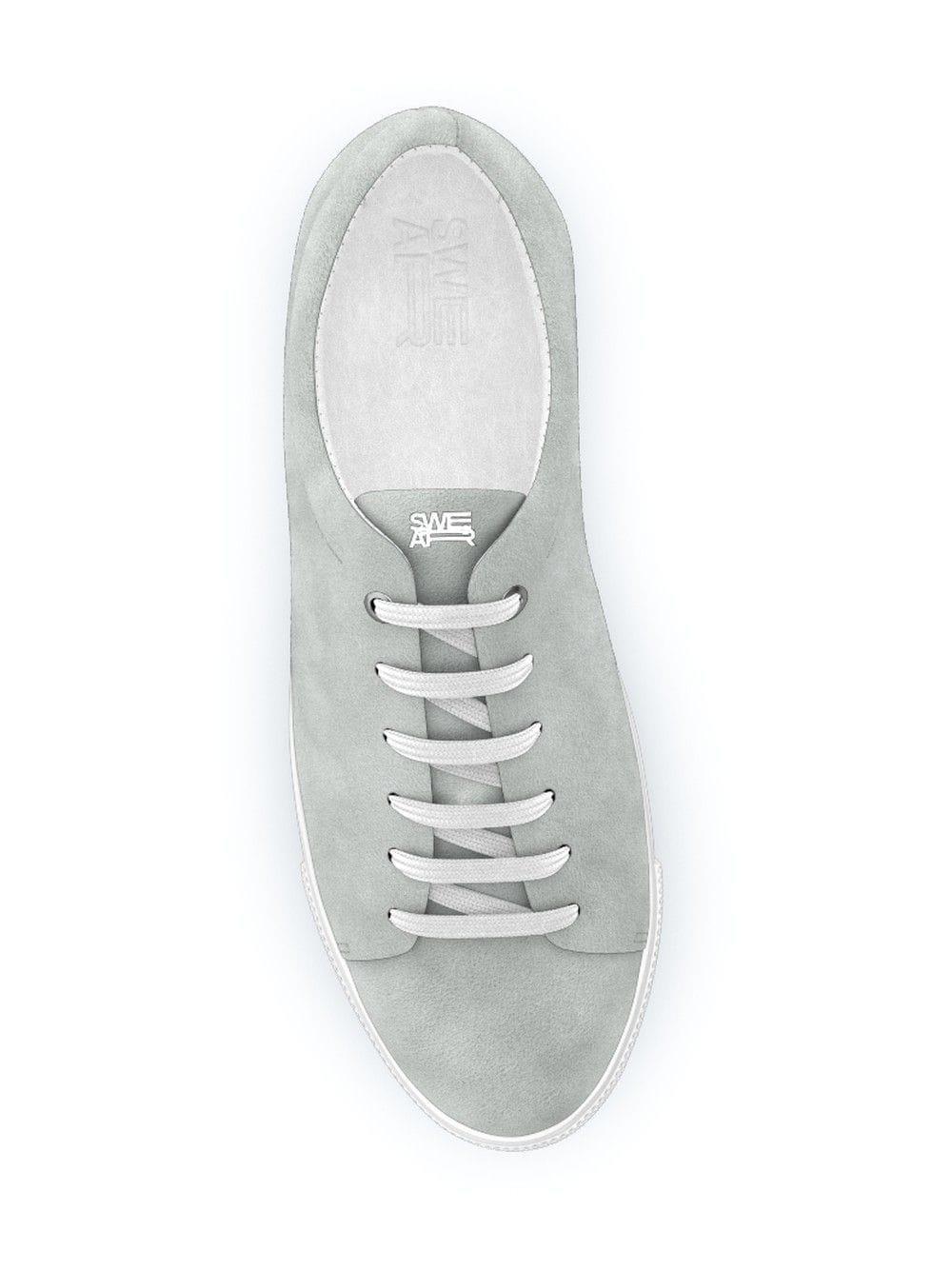 Zapatillas Vyner de personalización rápida Swear de Ante de color Gris para hombre