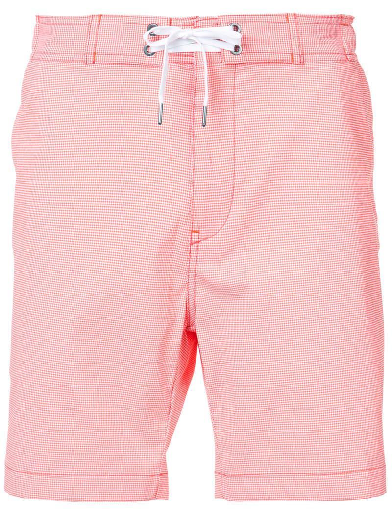 ffdc178ec3 Lyst - Onia Alek Swim Shorts in Pink for Men - Save 16%