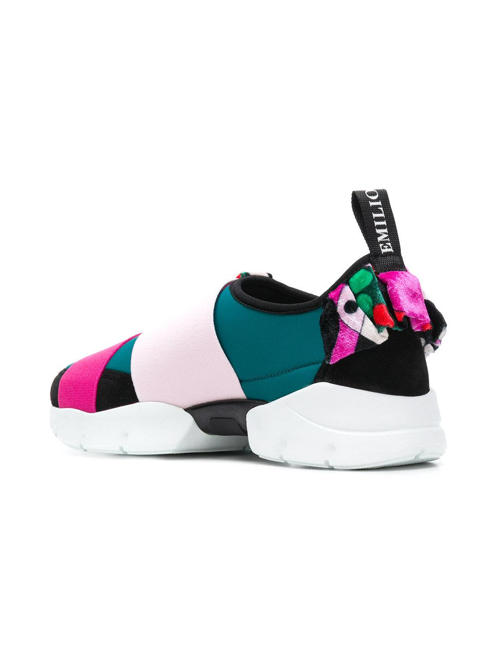 on Lyst Slip Sneakers One City Pucci Emilio rqrXB