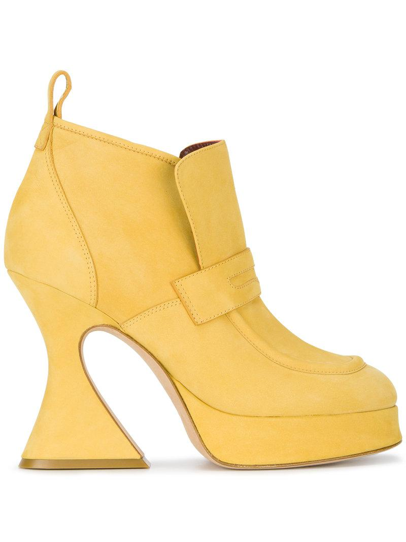 Sies marjan Ellen suede ankle boot T3OeUjyHHs