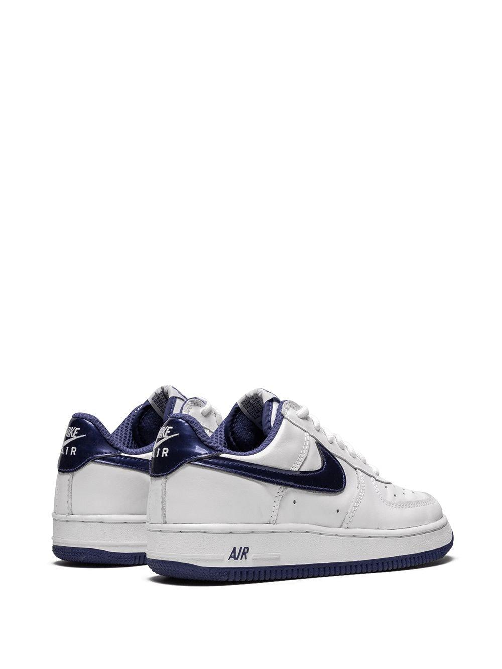 Zapatillas Air Force 1 B Nike de Caucho de color Blanco