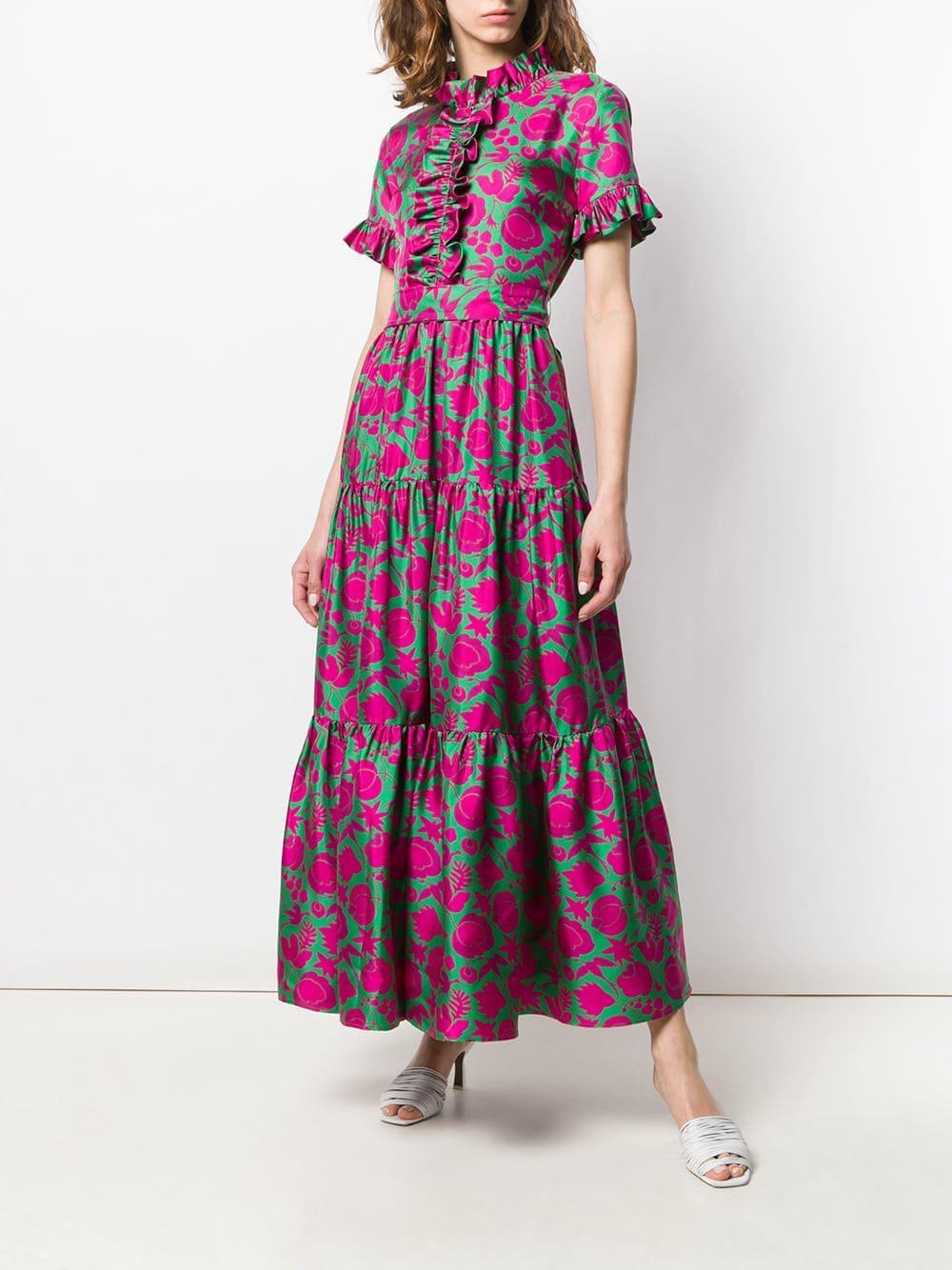 Vestido Long and Sassy LaDoubleJ de Seda de color Rosa