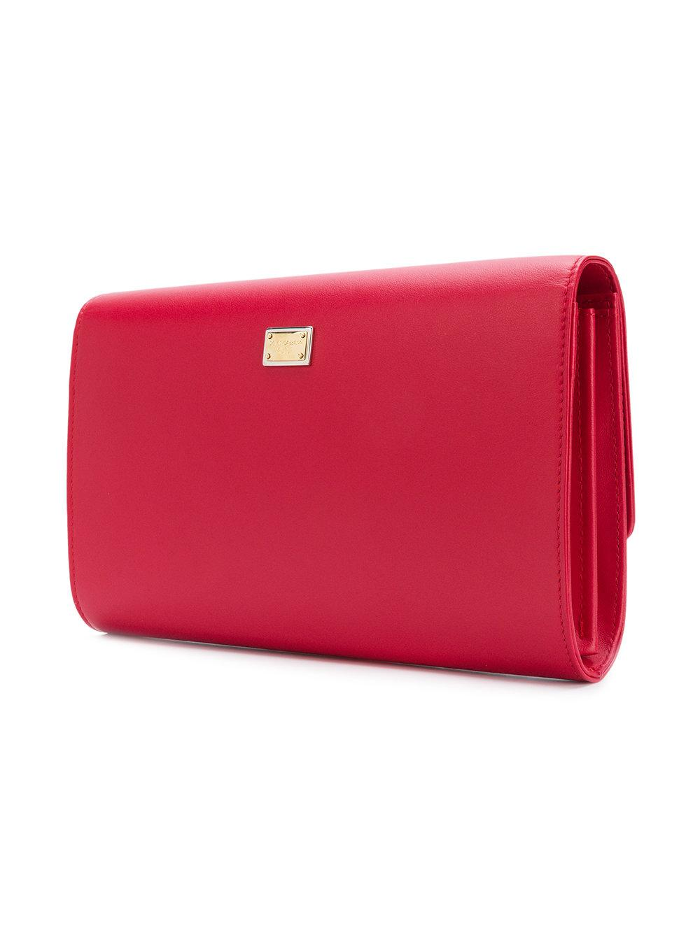 LAmour clutch bag - Red Dolce & Gabbana 2Xg5hEBi