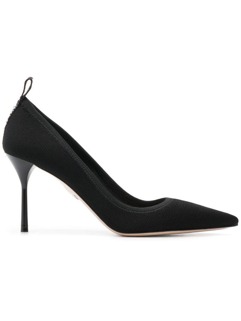 afd5c429 Miu Miu - Black Zapatos de tacón clásicos - Lyst. Ver en pantalla completa