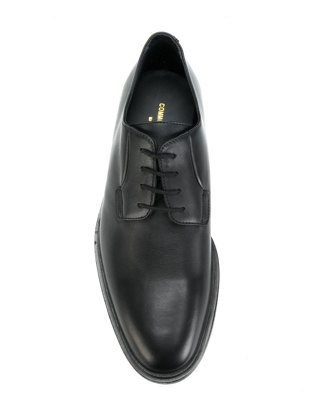 Zapatos derby Common Projects de Cuero de color Negro para hombre