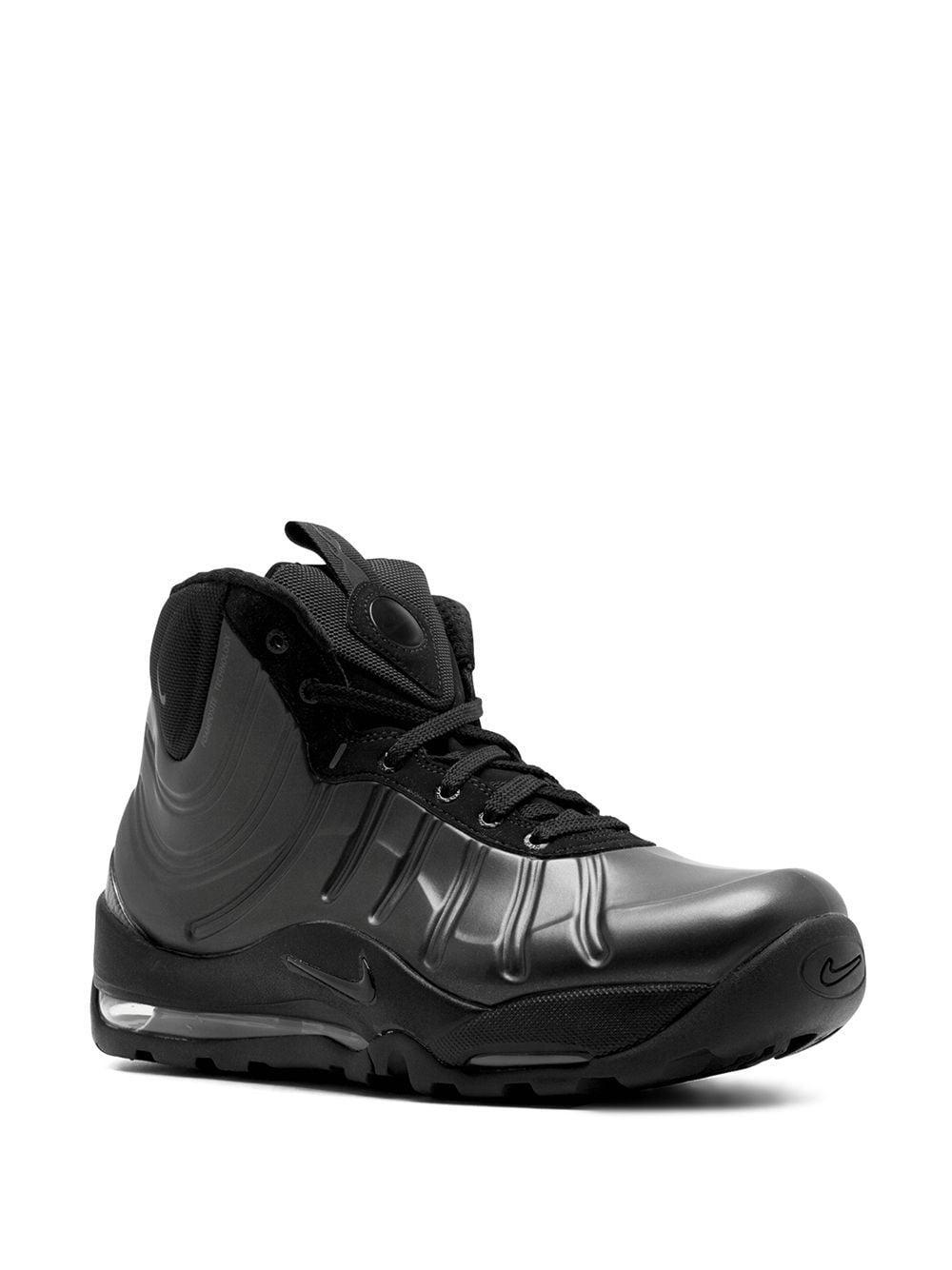 Zapatillas Air Bakin Posite Nike de Caucho de color Negro