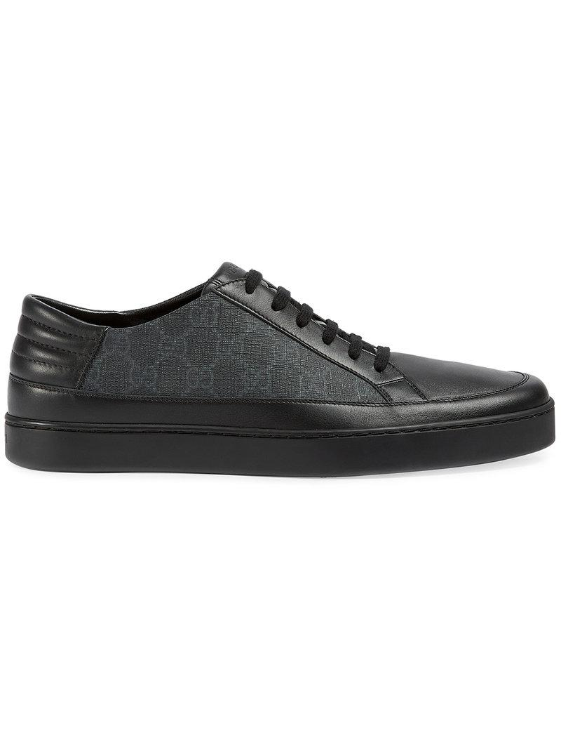 gucci gg supreme sneakers
