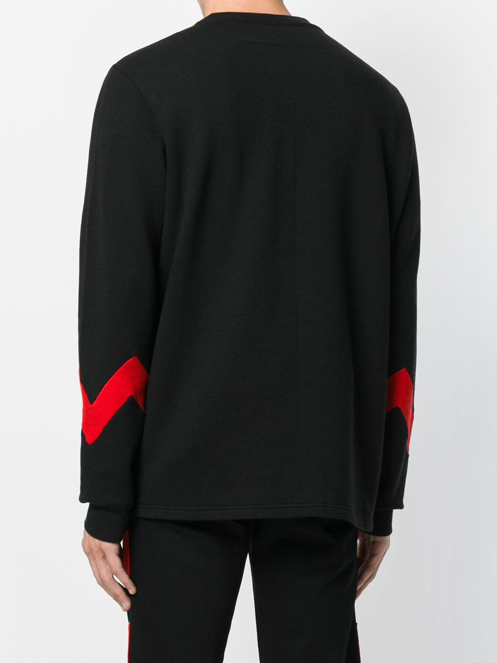 Givenchy Cashmere Crew Neck Jumper in Black for Men