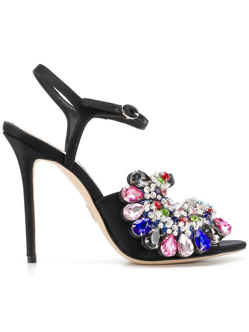 PAULA CADEMARTORI Embellished sandals FDRMM