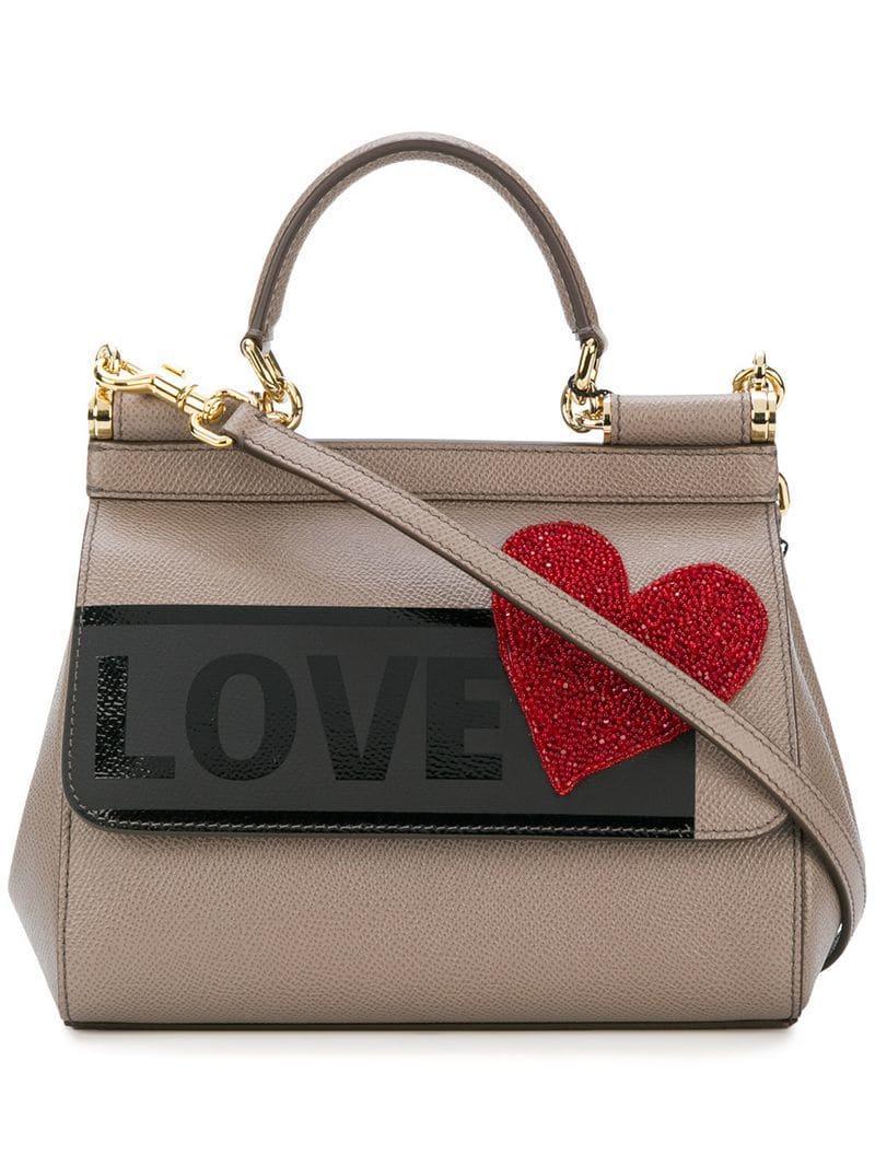 Dolce   Gabbana. Women s Sicily Tote Bag 7ee20ef000dd1