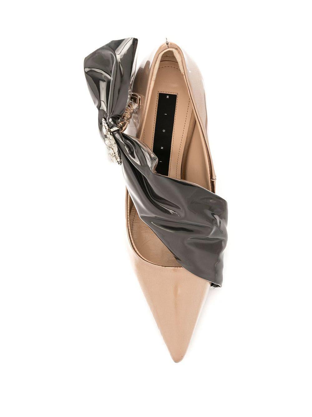 Zapatos de tacón con apliques MIDNIGHT 00 de Cuero de color Marrón