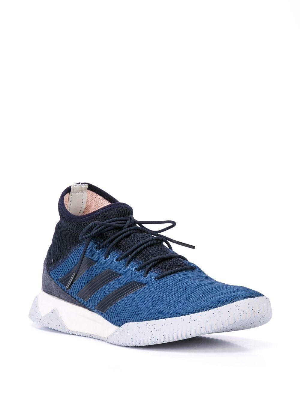 adidas Predator Tango 18.1 Sneakers in het Blauw voor heren