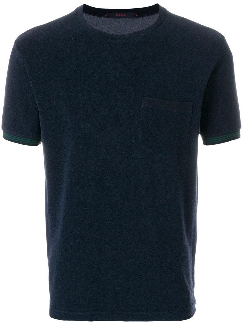 THE GIGI Chest pocket T-shirt u9Yzeh42Mk