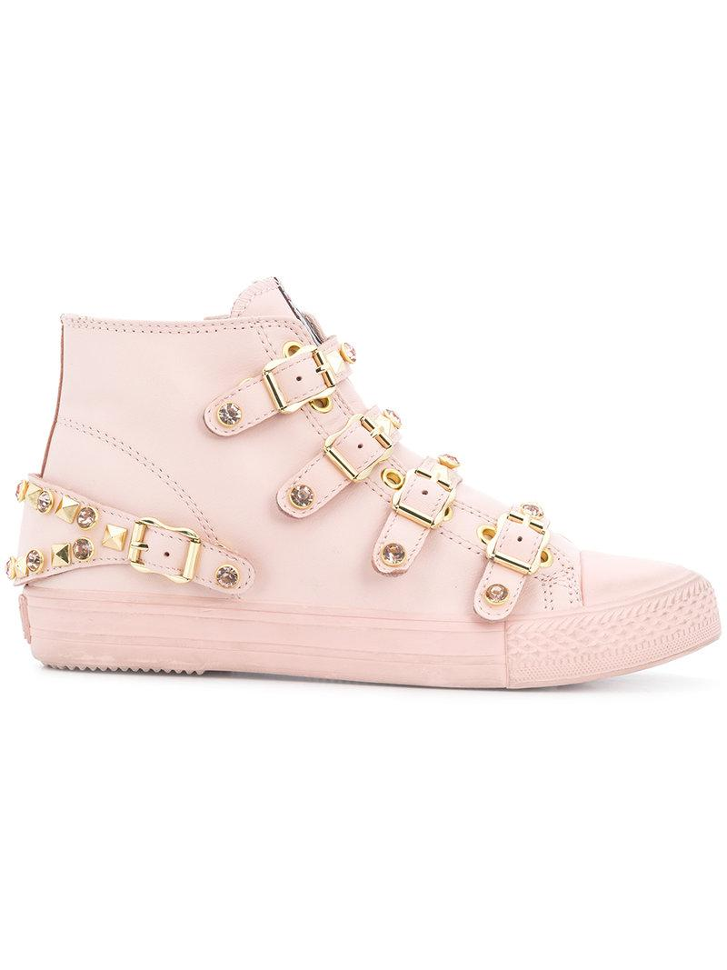 Victoria sneakers - Pink & Purple Ash PgULK0T