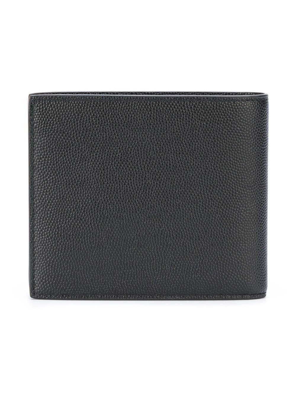 7263d2befdd Lyst - Saint Laurent Paris East/west Wallet in Black for Men - Save 37%