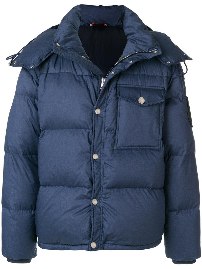 moncler View all Outerwear BLUE