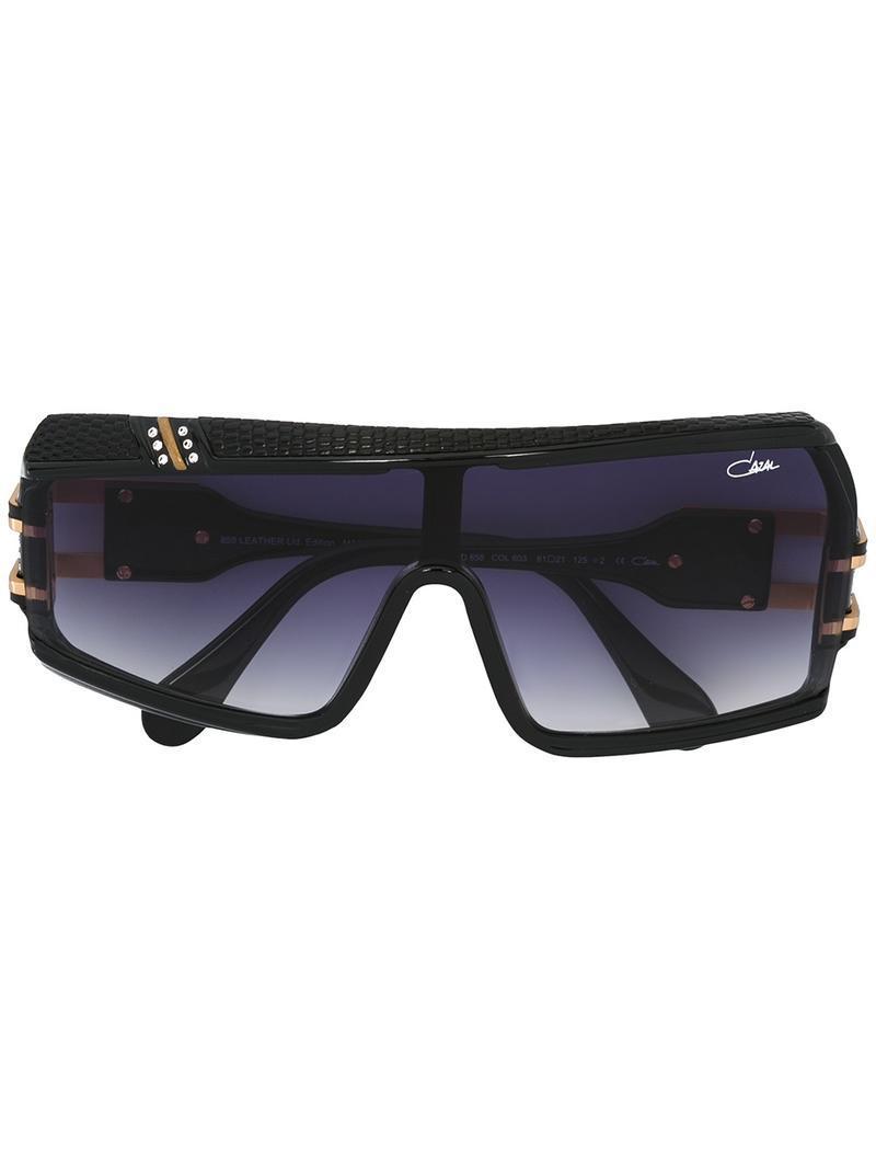 31650d4695 Cazal  858  Sunglasses in Black - Lyst