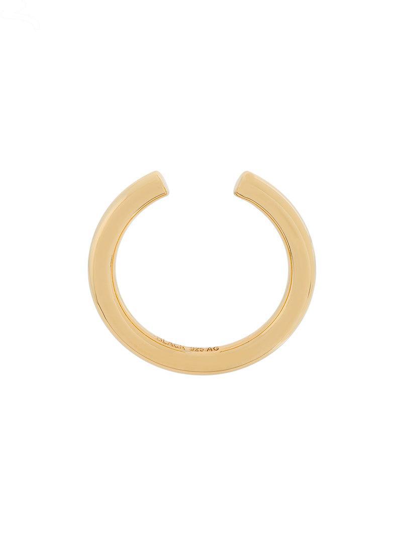 Maria Black Phoenix Maxi ring - Metallic QPD42
