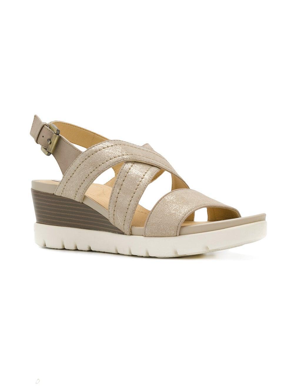 a6766552084 Lyst - Geox Marykarmen Plus Sandals