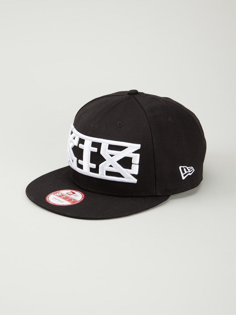 KTZ - Black New Era Cap for Men - Lyst. View fullscreen 1b0a79e58afb