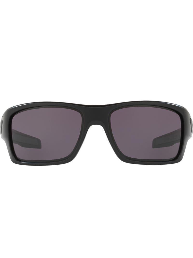 b61d206ee2 Oakley Turbine Sunglasses in Black for Men - Lyst