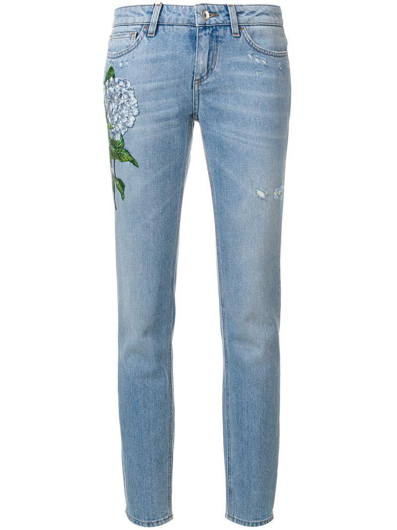 straight leg jeans - Blue Dolce & Gabbana Cheap Best Store To Get x0sap