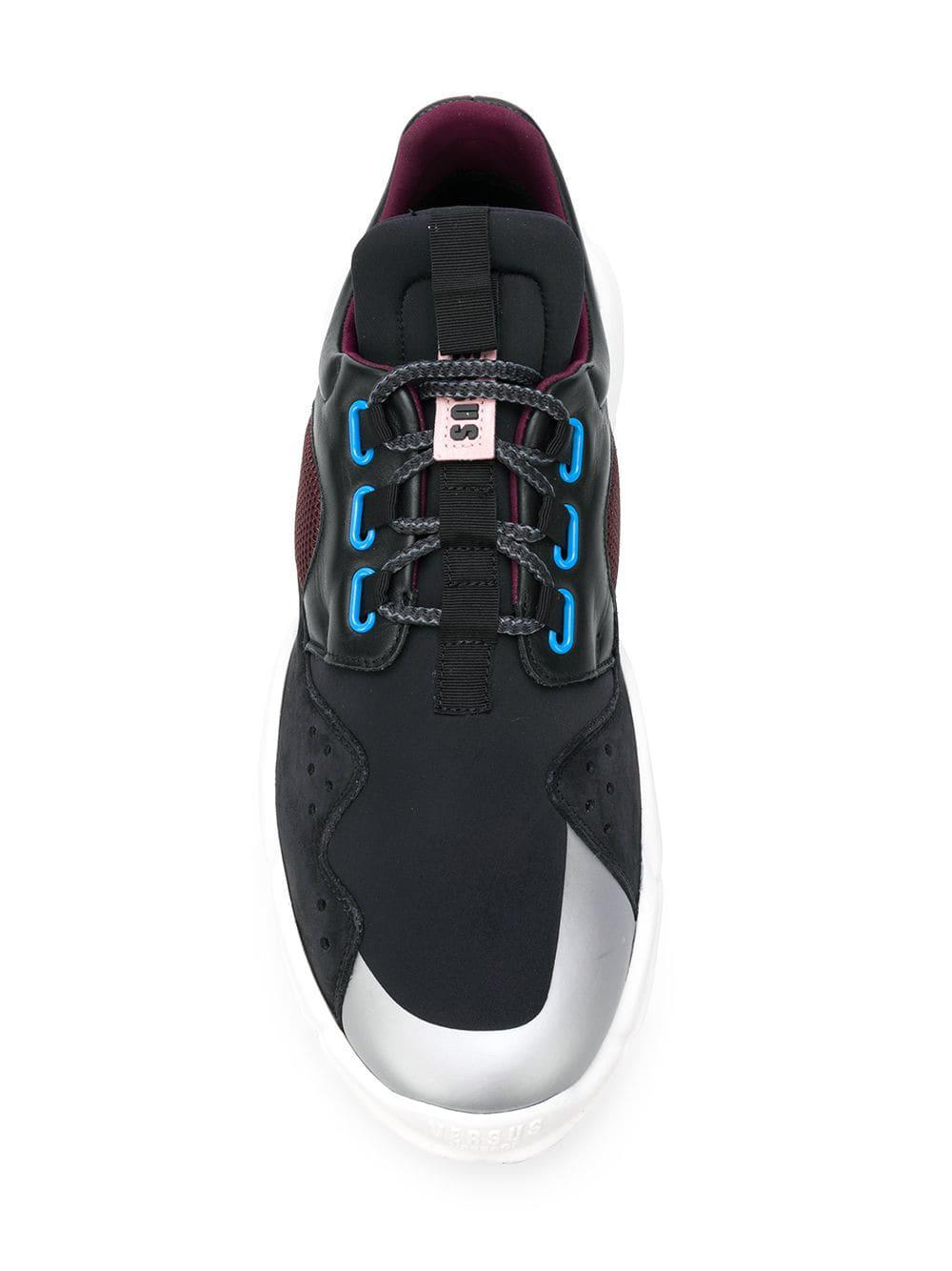 Versus Lace Anatomia Runner Sneakers in