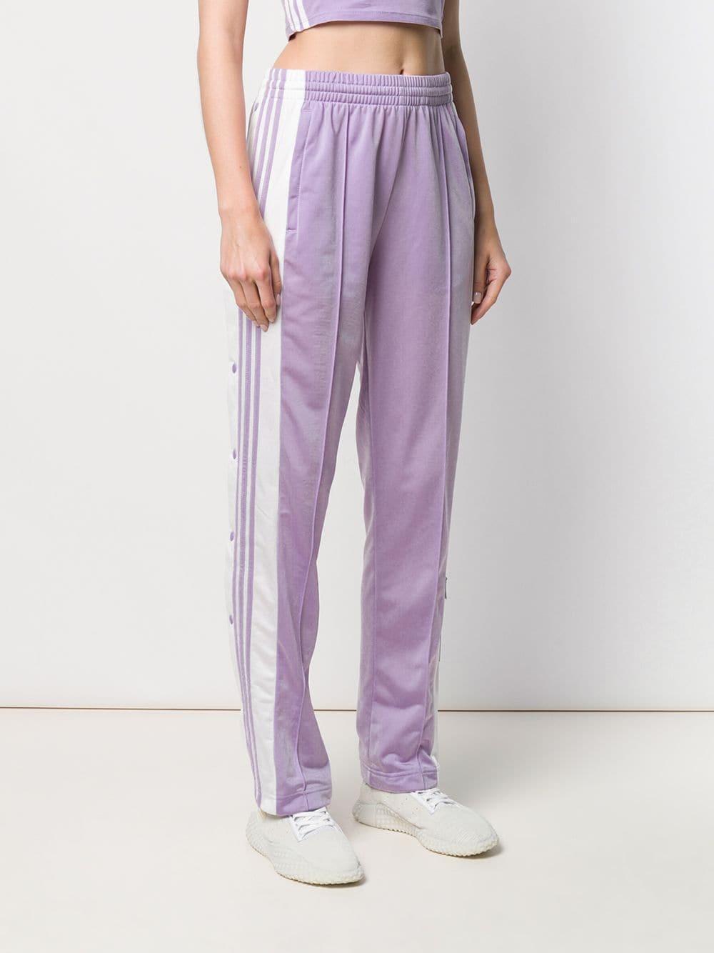 jogging adidas violet