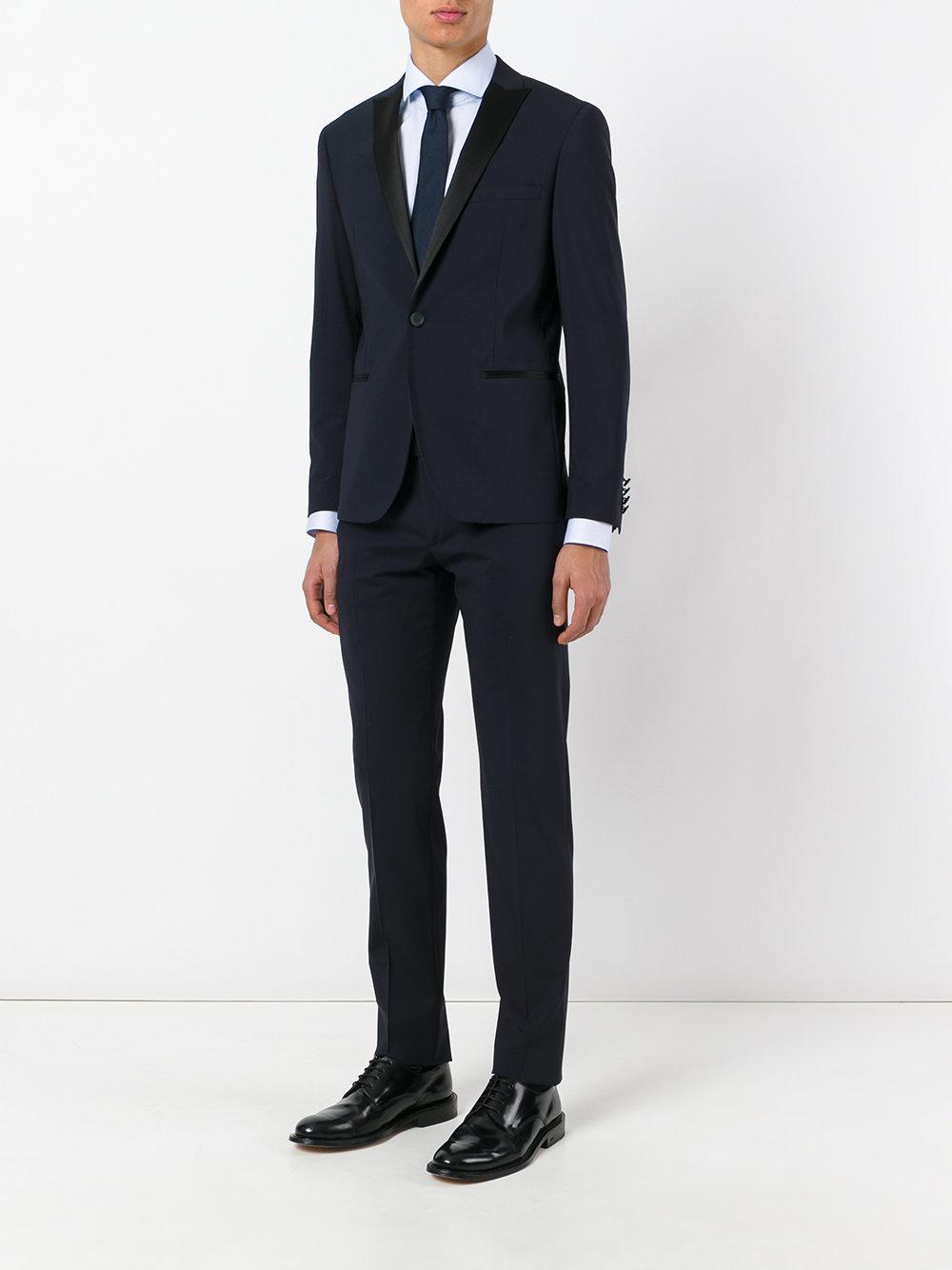 e2306177d111 Lyst - Tonello Two Piece Suit in Blue for Men