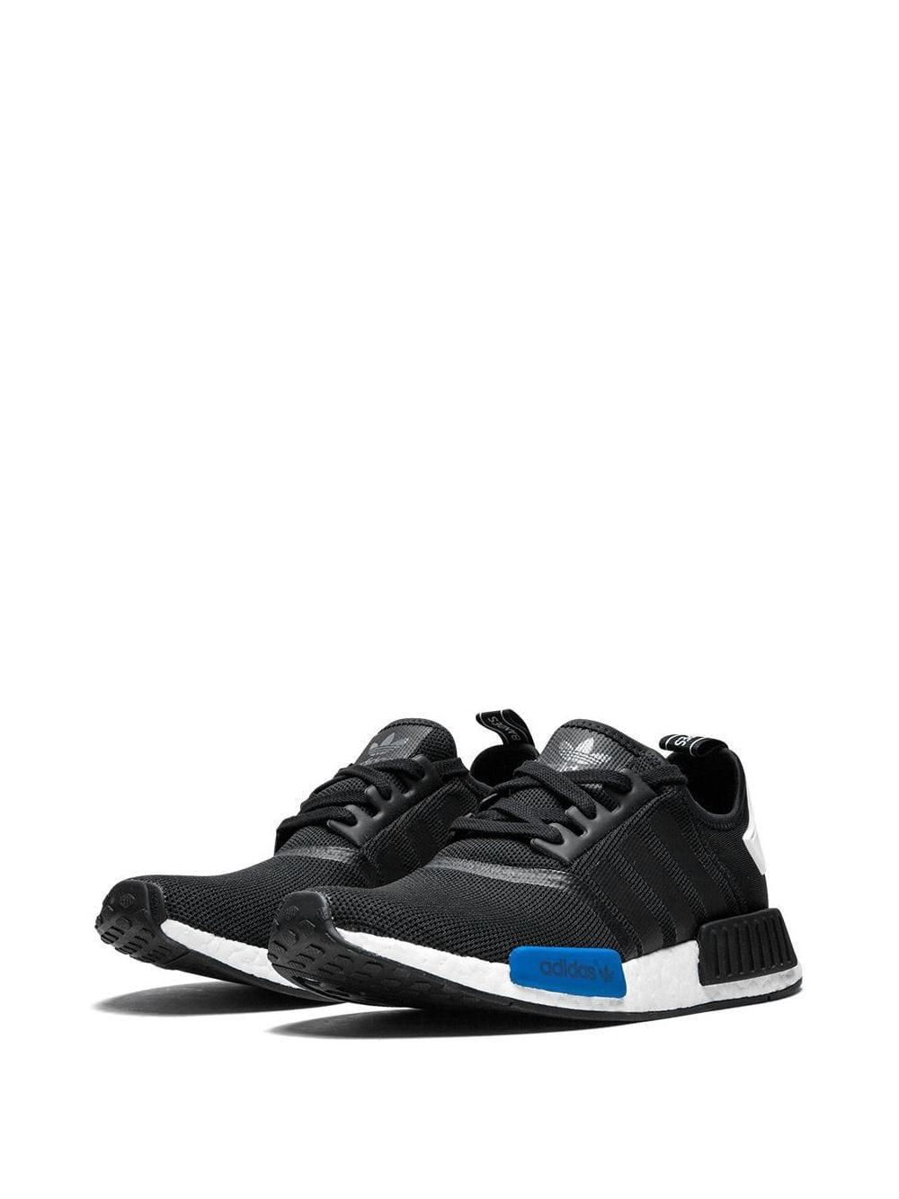 Zapatillas NMD Runner adidas de Caucho de color Negro para hombre