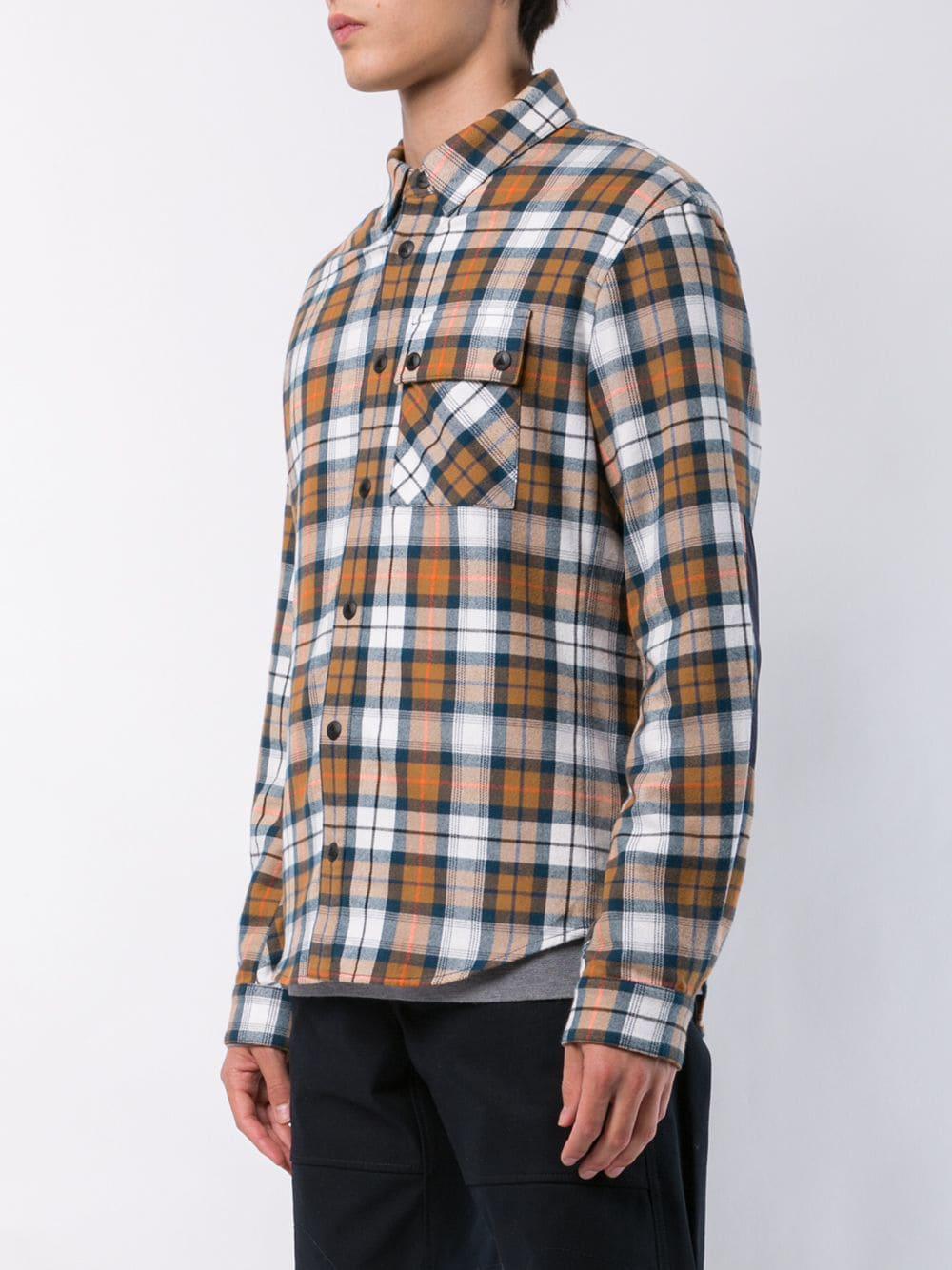 Aztech Mountain Geruiten Overhemd voor heren