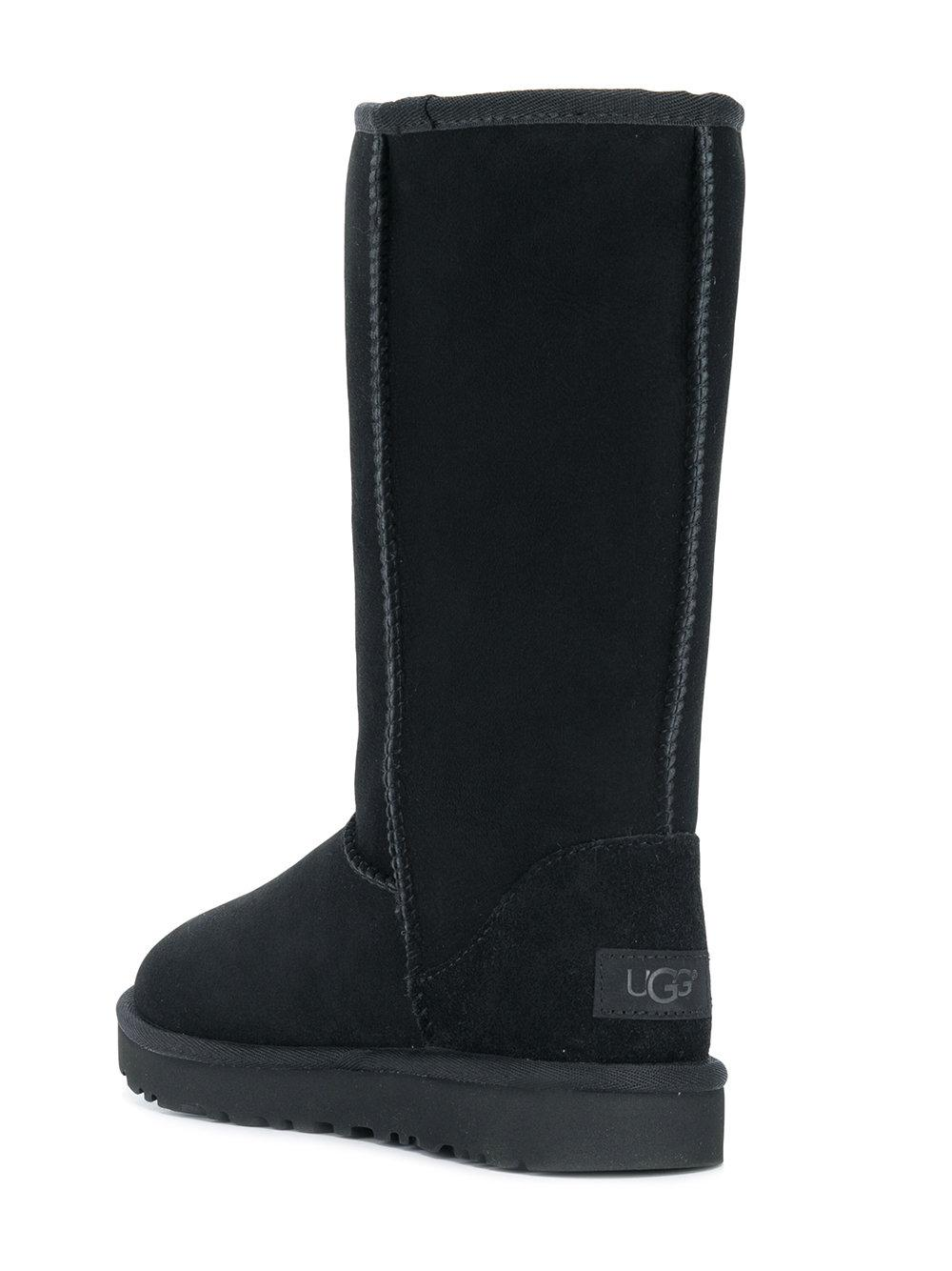 UGG Suede Classic Tall Ii Boots in Black