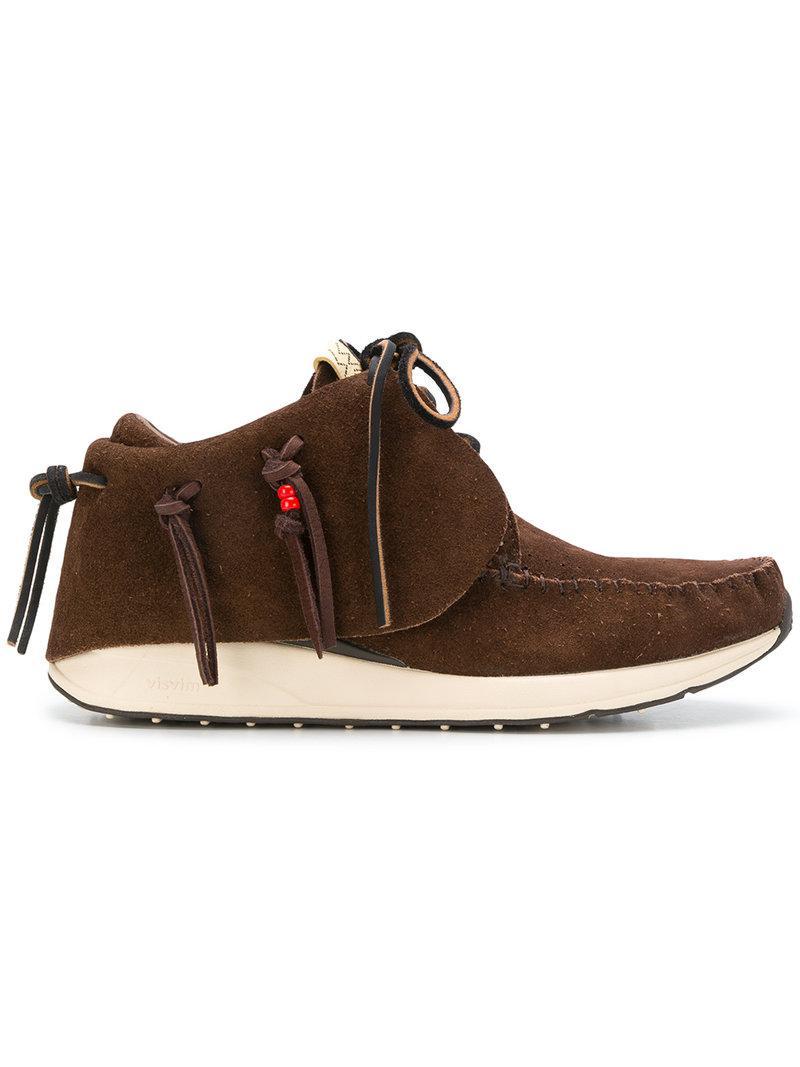 Visvim fringed short boots wide range of online sale get authentic sale choice buy cheap shop siZgl2CDd