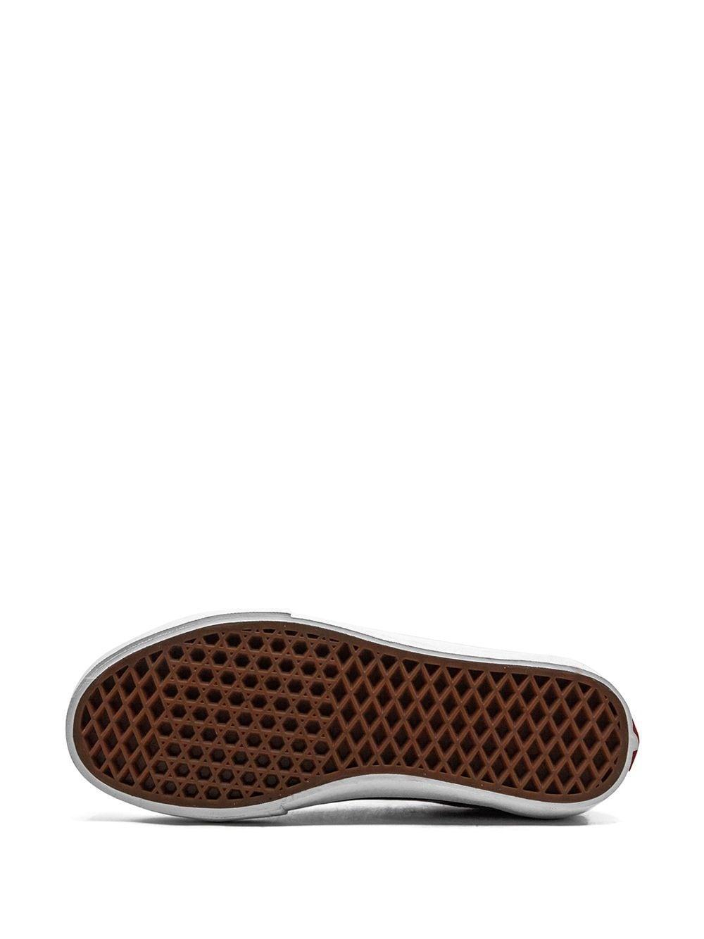 Zapatillas Old Skool Pro Vans de Lona de color Negro