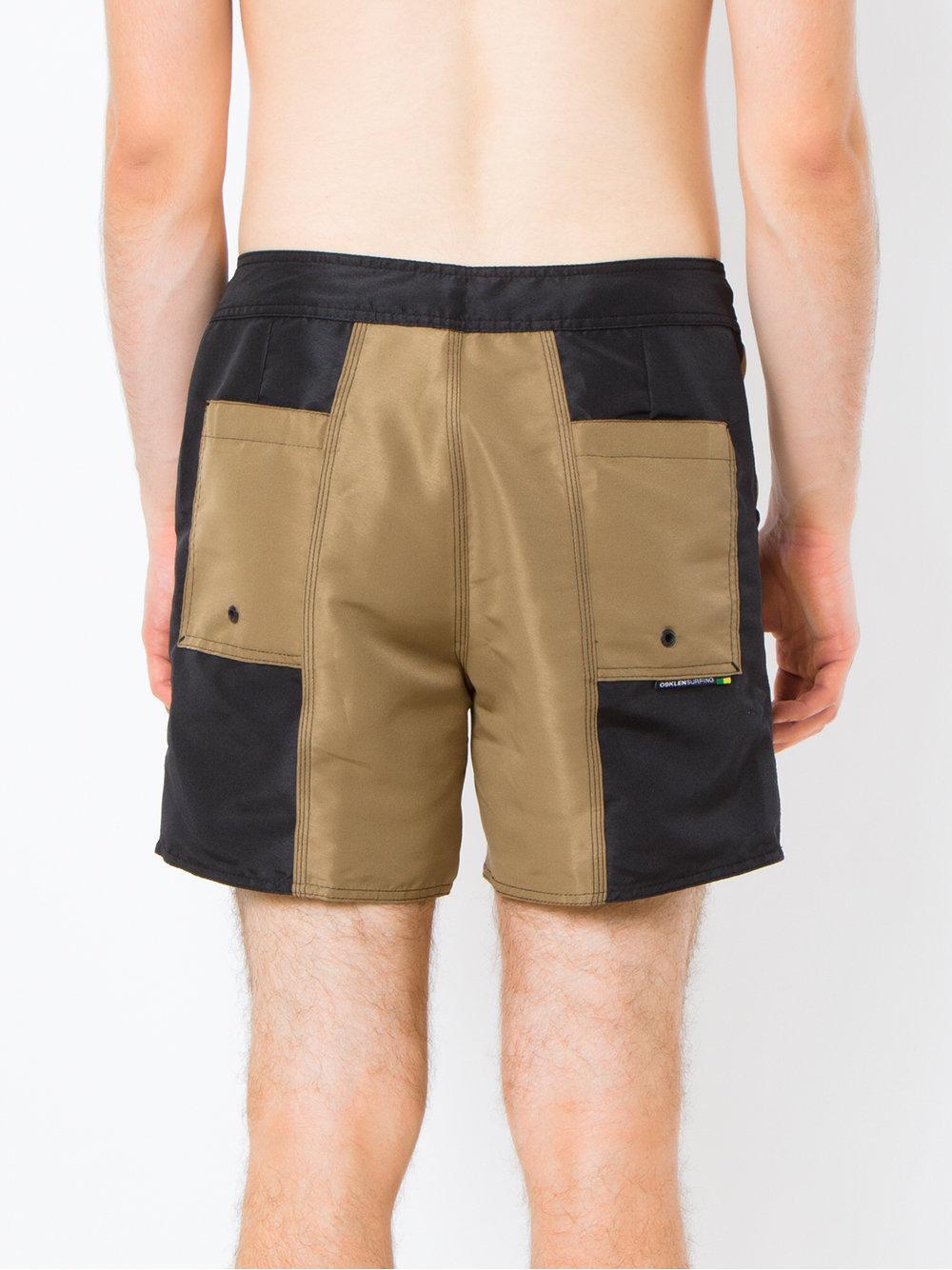 swim shorts - Black Osklen G9w34of3MF