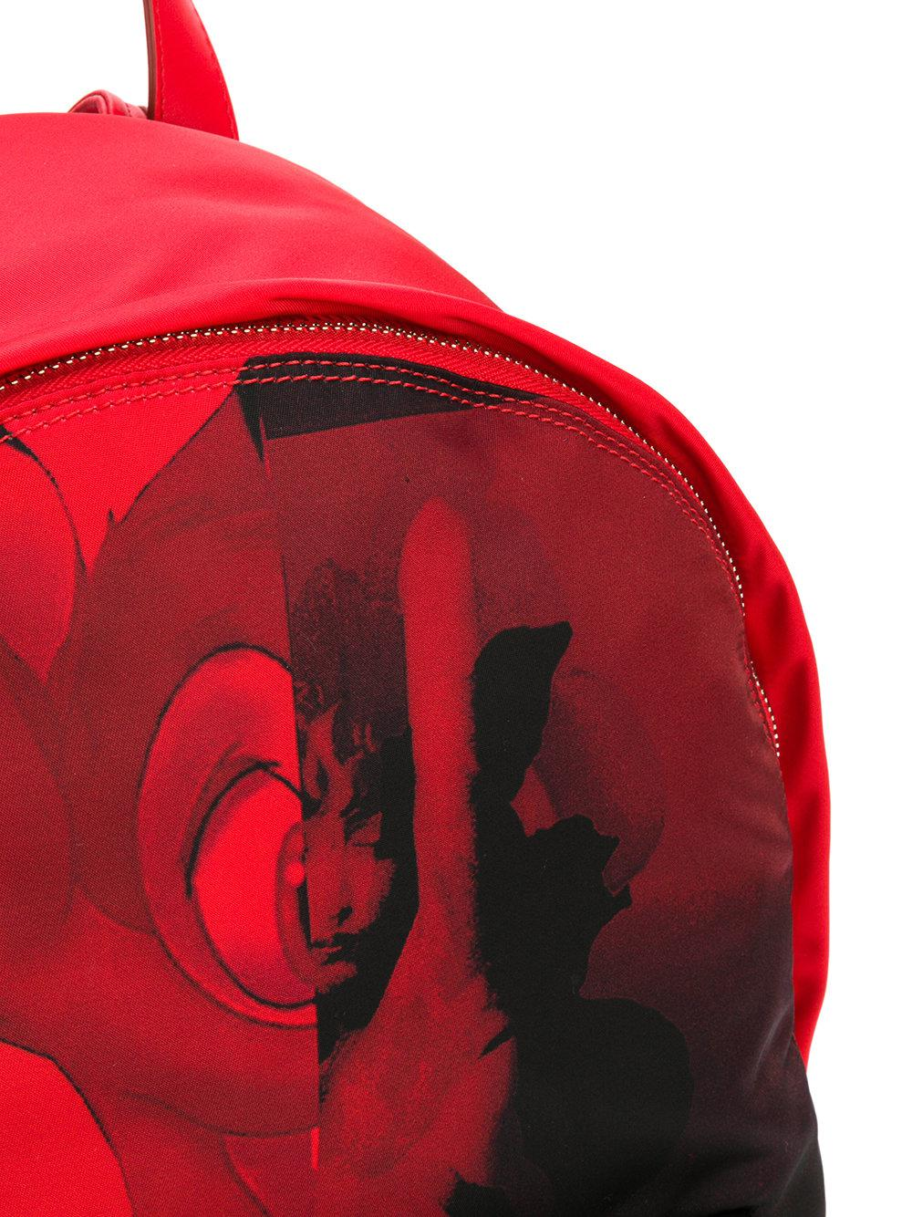 50f586fdff Givenchy - Red Bambi Backpack - Lyst. View fullscreen