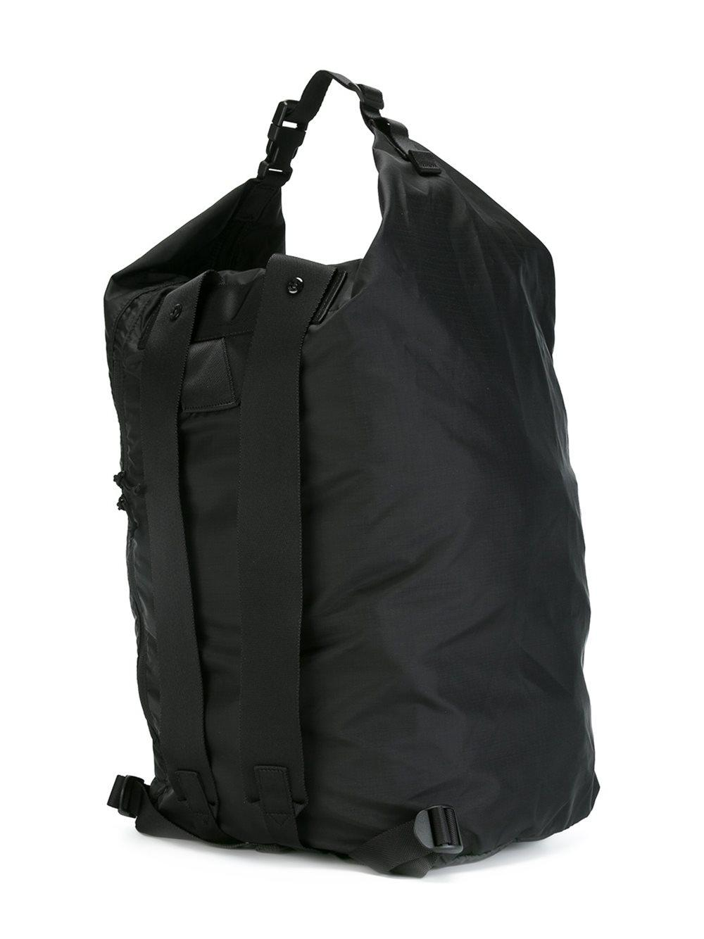 398d4a33b9ce Lyst - Porter  flex  Oversize Backpack in Black for Men