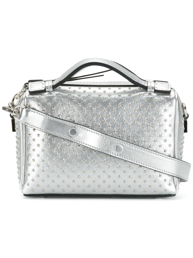 Gommino mini bag - Metallic Tod's BGcWRc