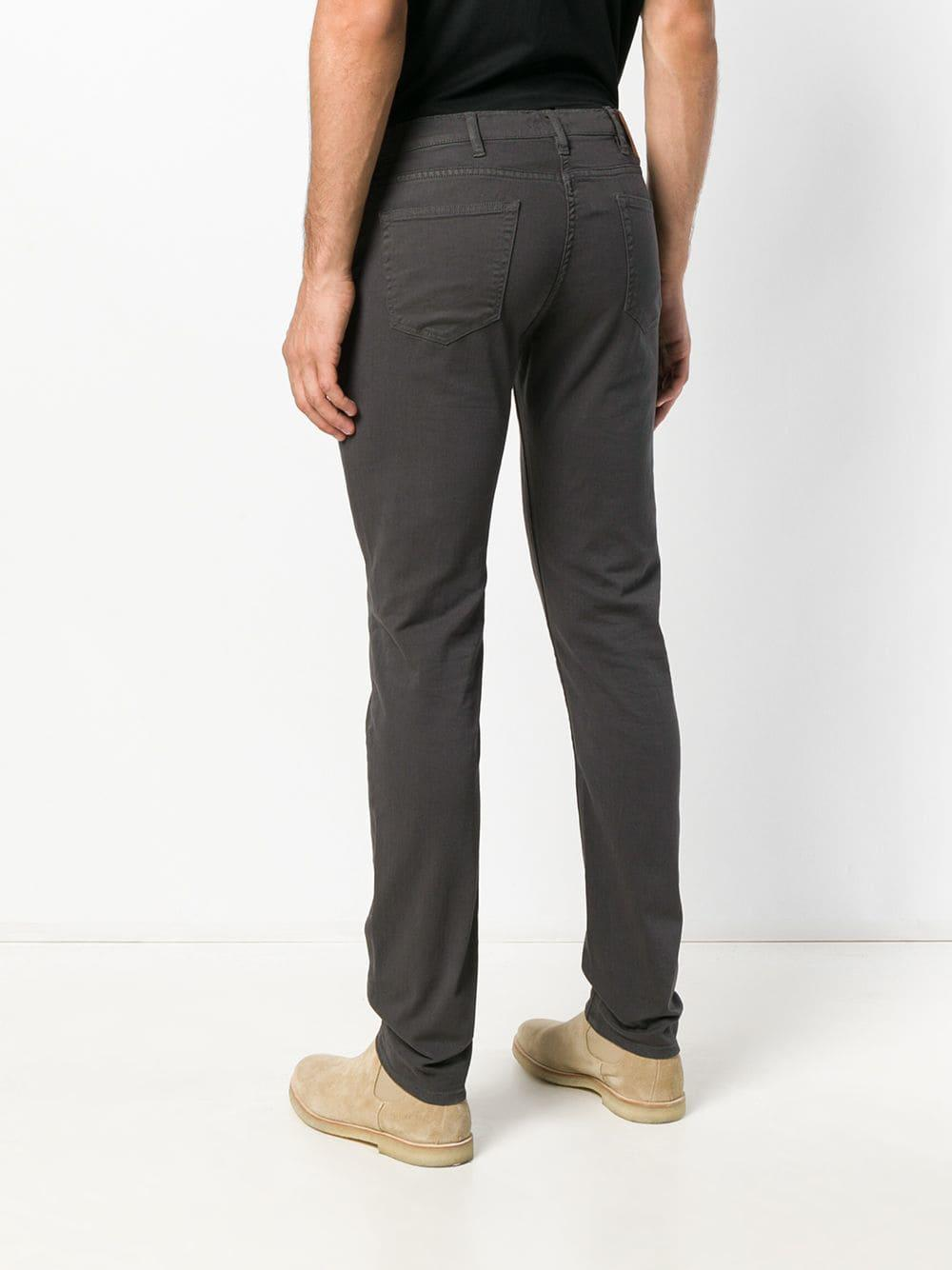 PS by Paul Smith Synthetic Slim-fit Jeans in Grey (Grey) for Men