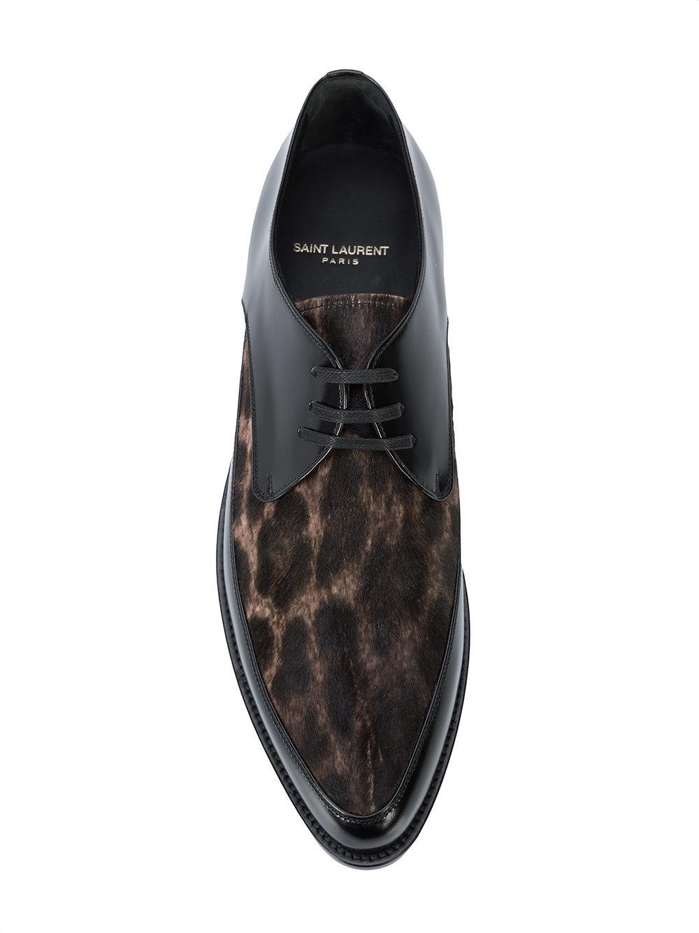 Charles 15 derby shoes - Black Saint Laurent oqid4J