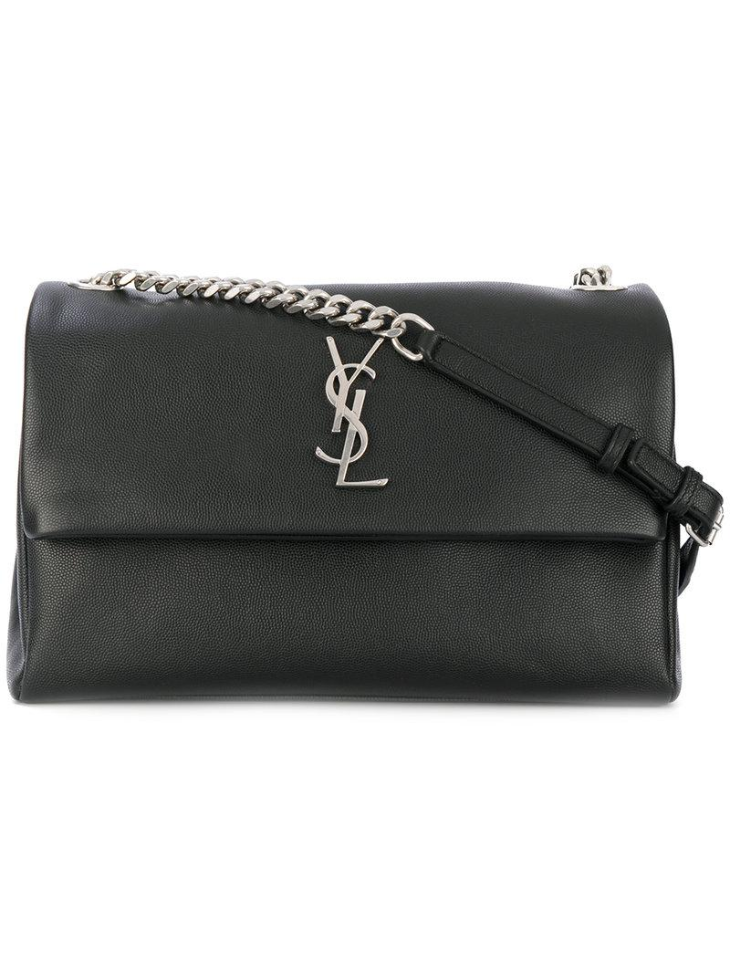 Saint Laurent West Hollywood Bag in Black - Lyst c4fd03c46dc36