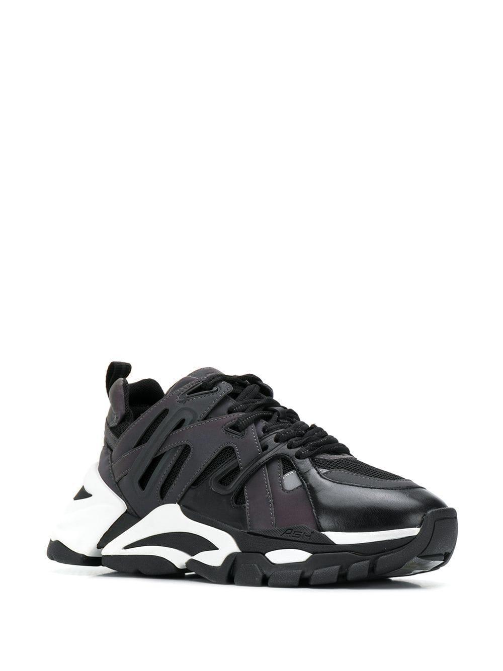 Zapatillas Fl Ash de color Negro