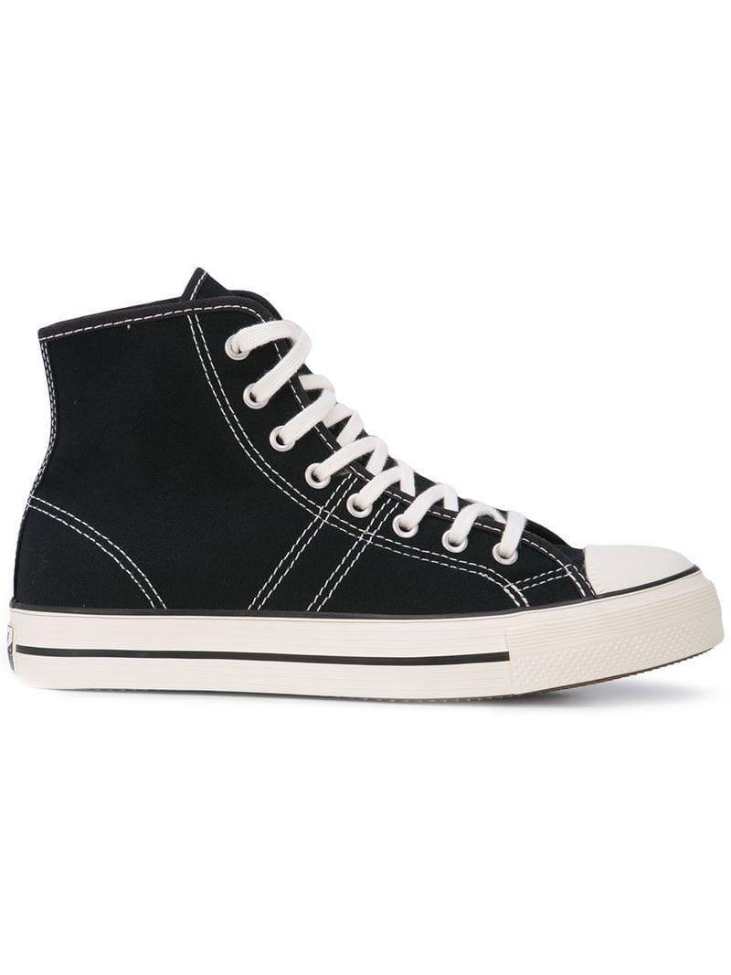 Lyst - Converse All Star Sneakers in Black for Men 4d16cd0cb