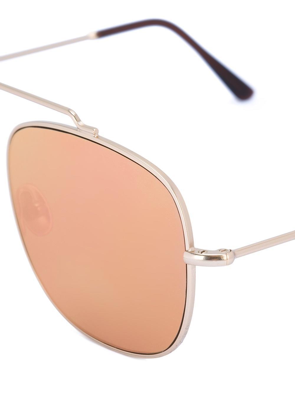 Spektre Montana Sunglasses in Metallic