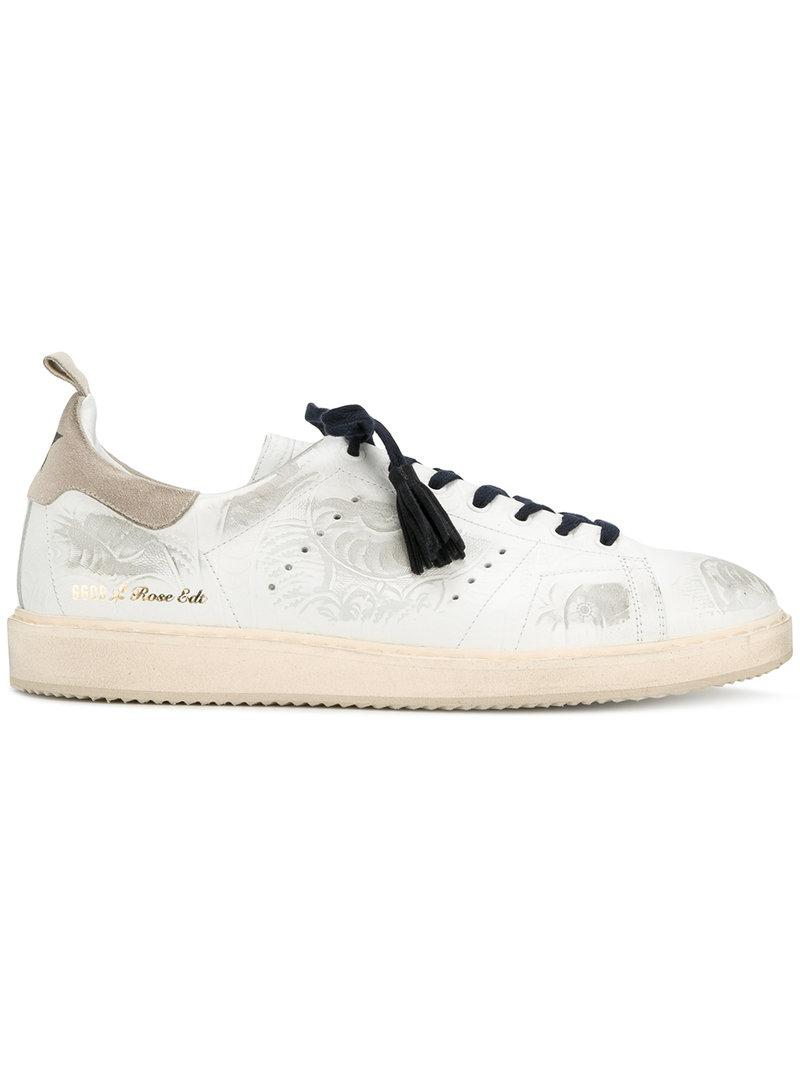 Rose Edition sneakers - White Golden Goose Cheap Latest Sale For Sale Best Selling Particular Discount Sale Inexpensive xeScX8zLJW