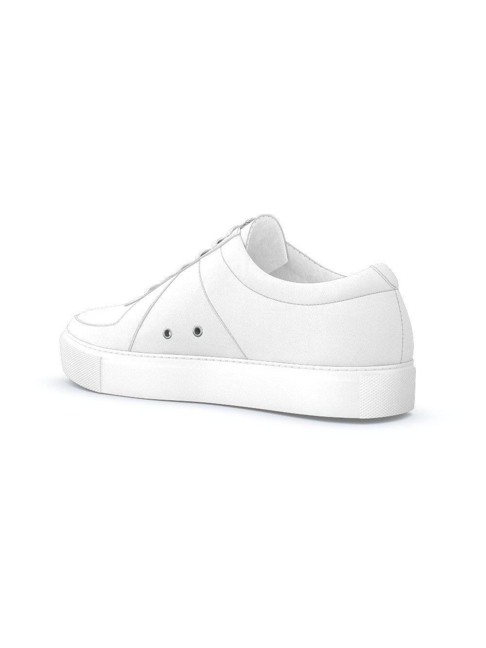 Zapatillas Marshall Swear de Ante de color Blanco