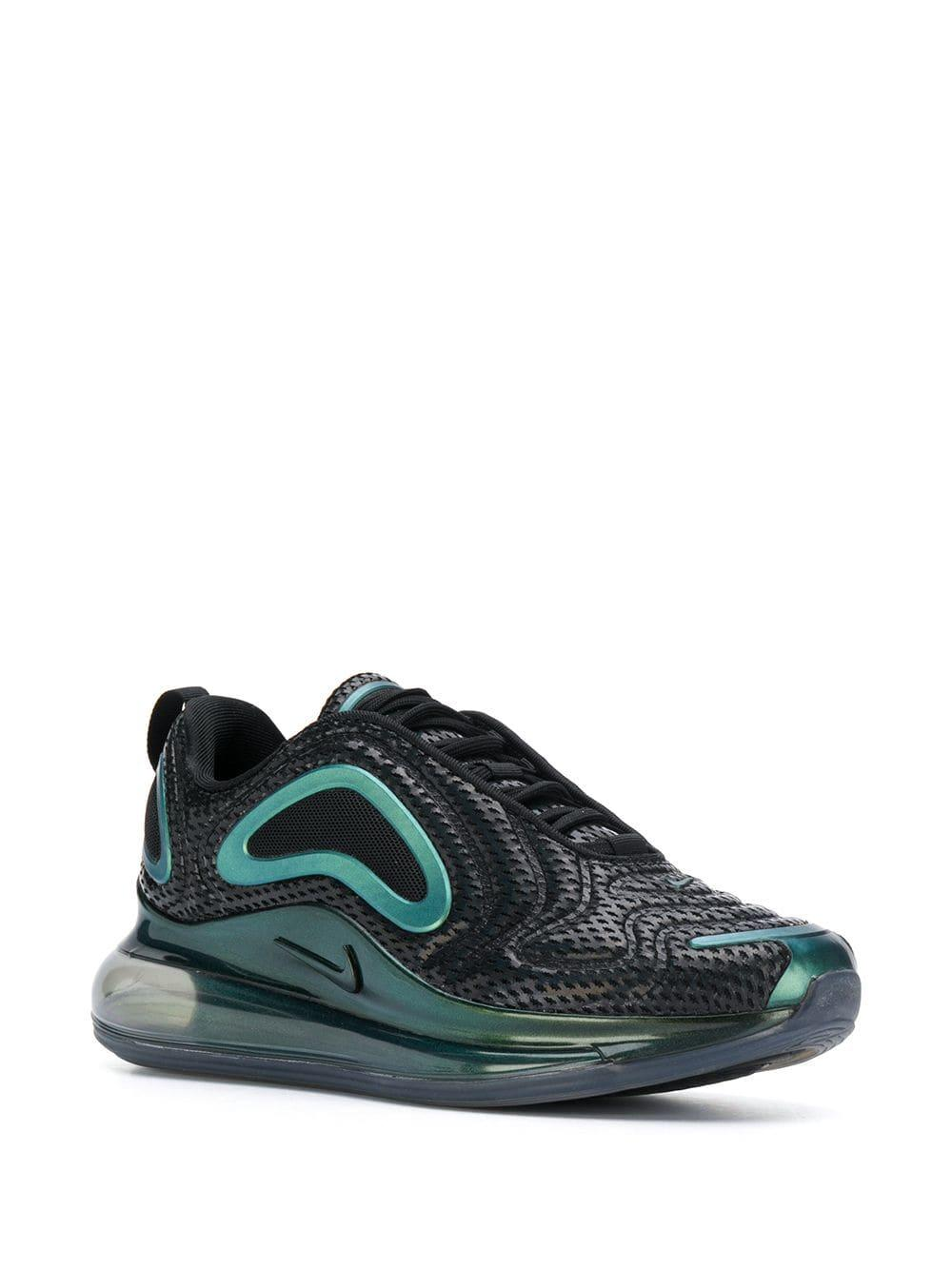 a4dd260c98 Nike Air Max 720 Sneakers in Black for Men - Lyst