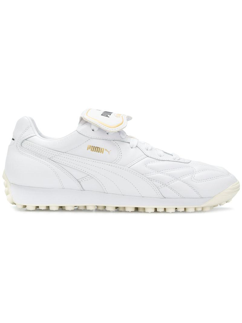 Puma King Avanti bold tongue sneakers z94AI7mG